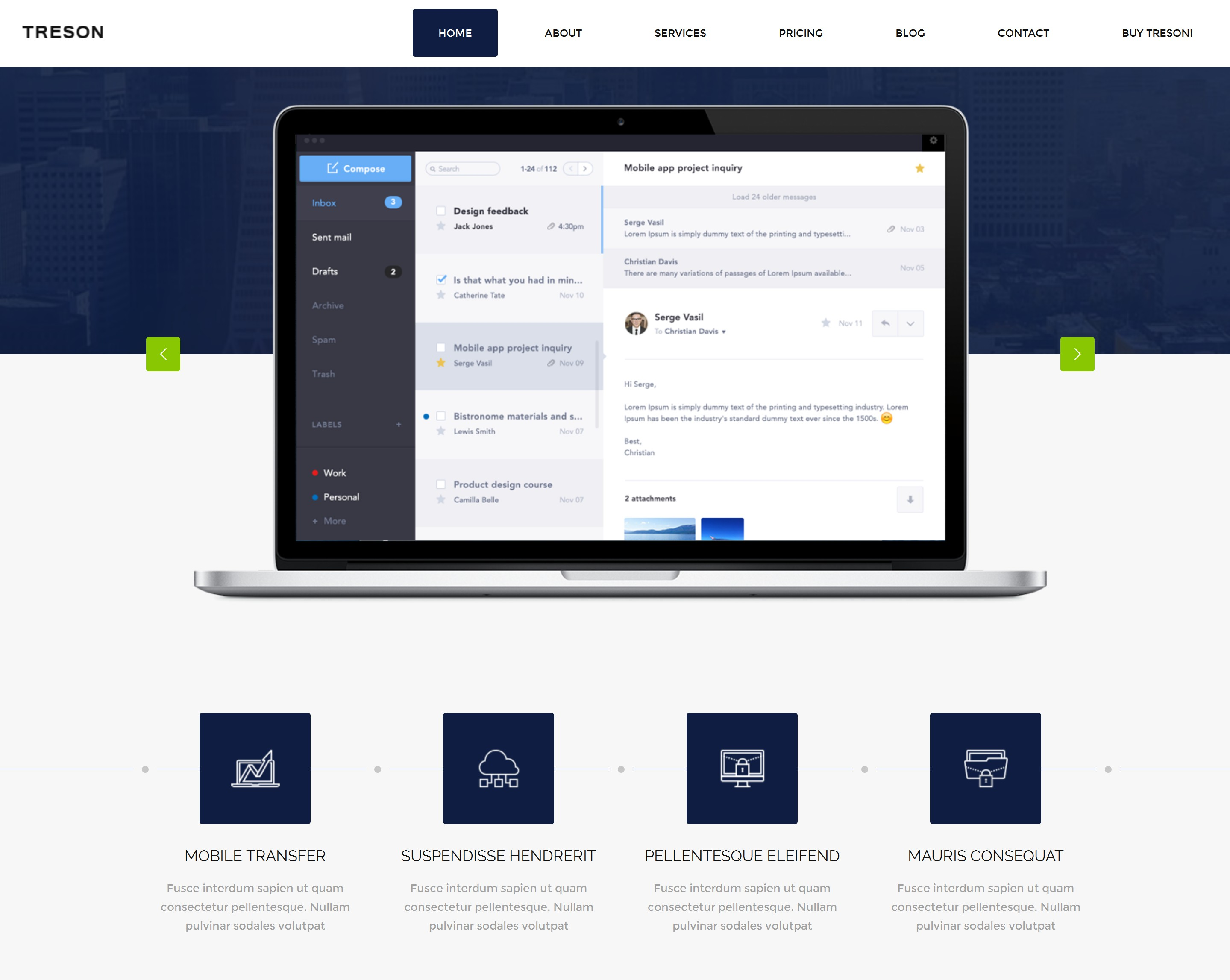 Best 16 Fresh Html5 Bootstrap Theme Set