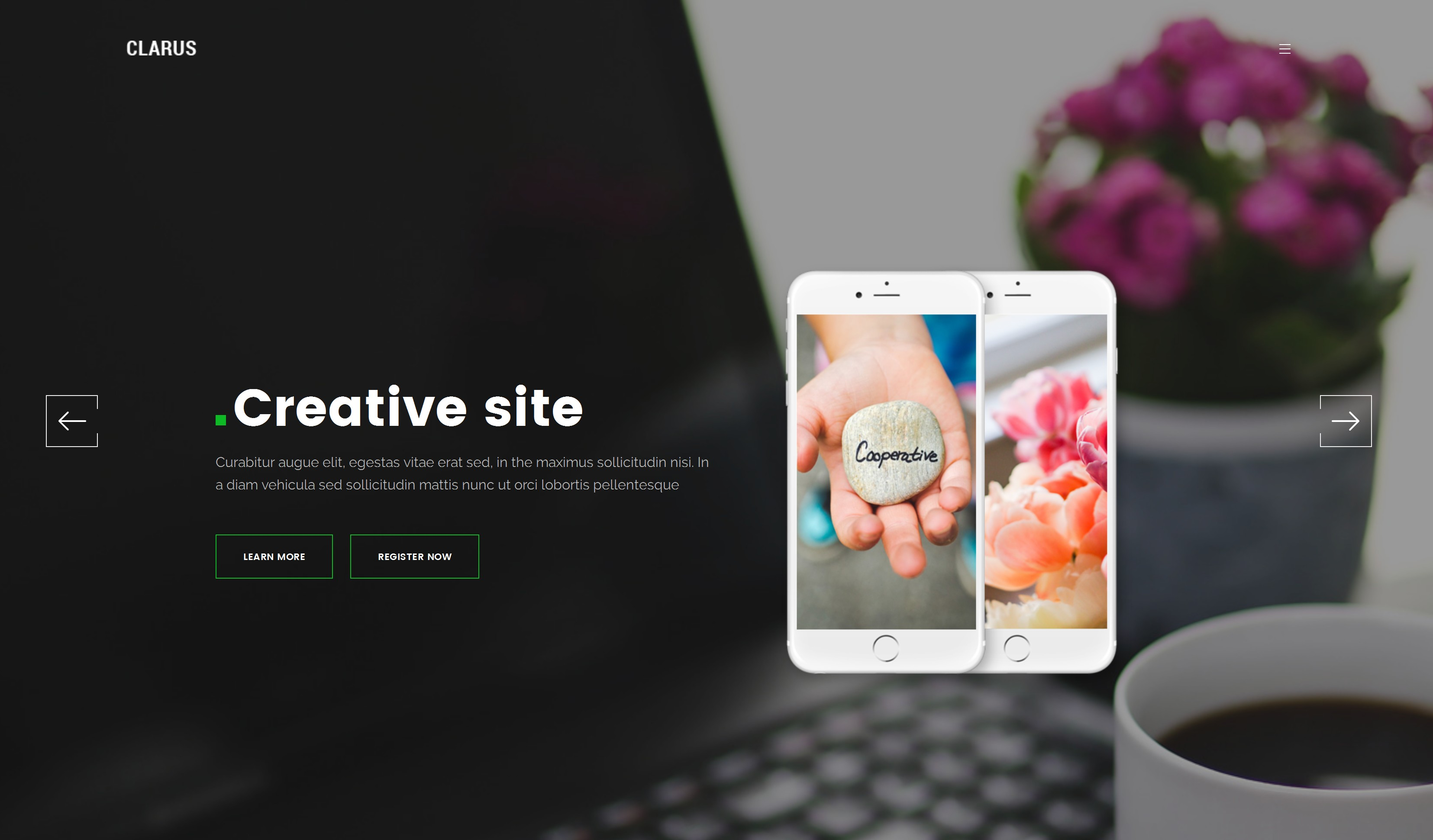Free Bootstrap Hotel Theme