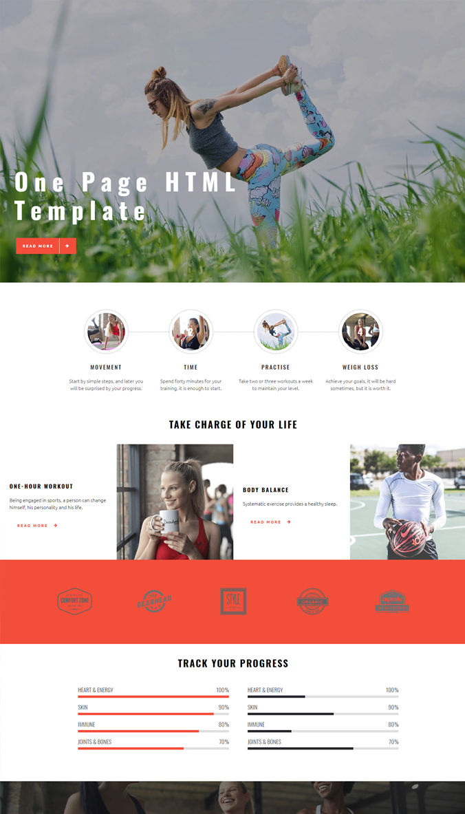 Company Personal Templates