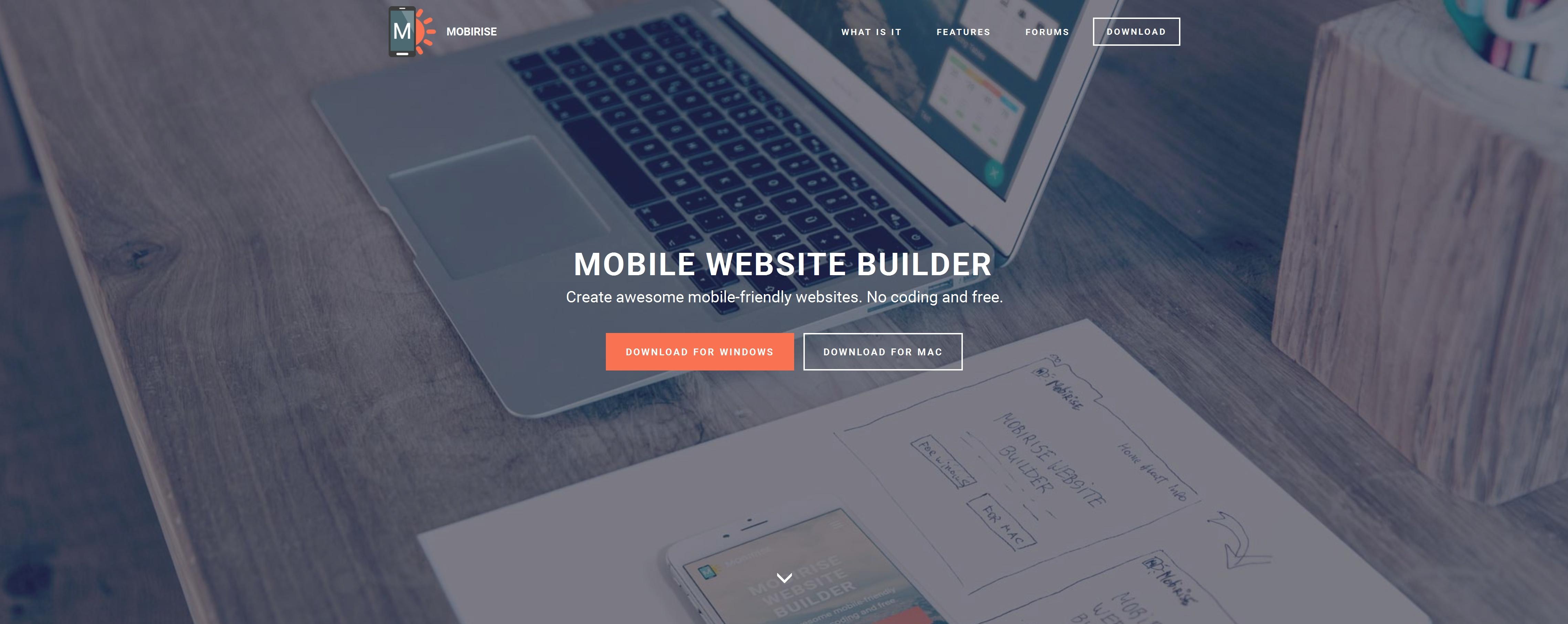 Best Mobile Website Creator