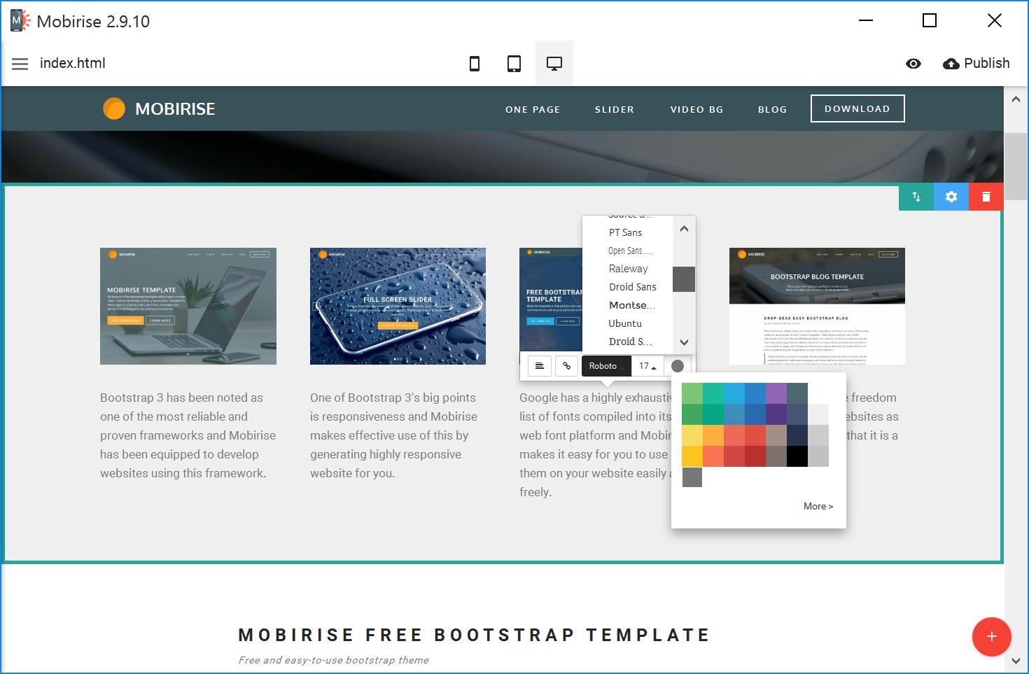 Best Mobile Website Maker Review