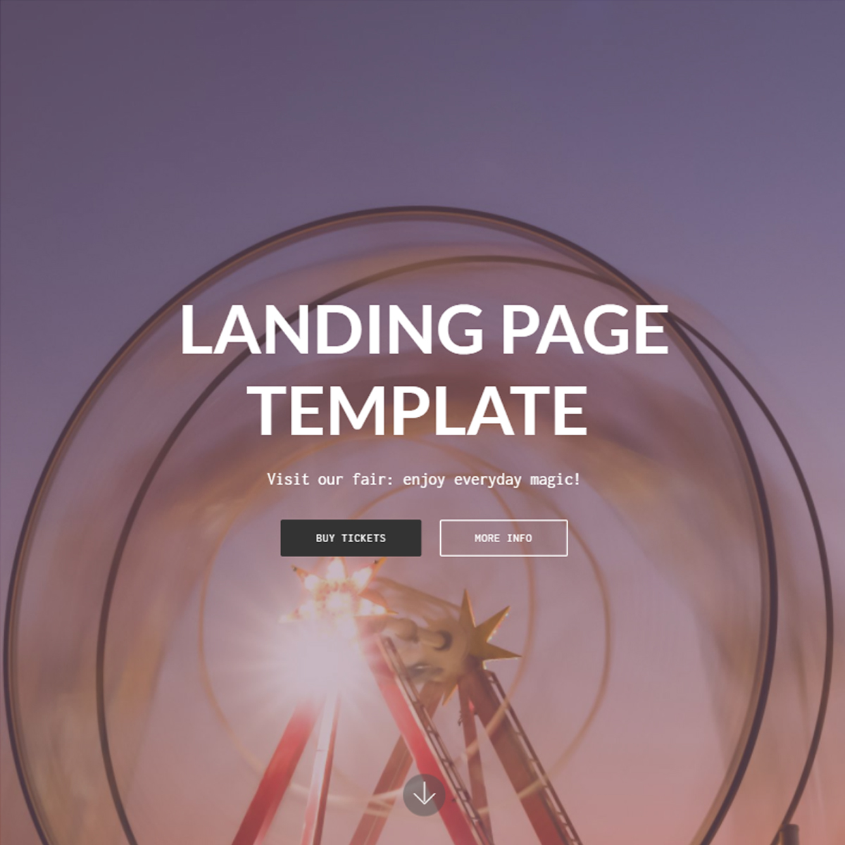 Free Download Bootstrap Landing Page Themes